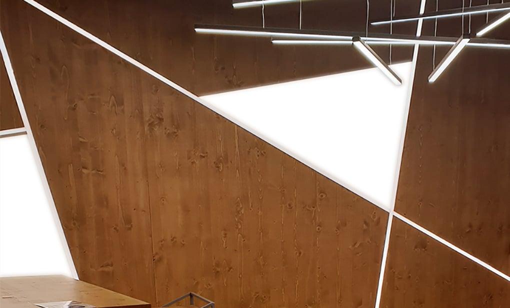 stealth light illuminazione, Azienda